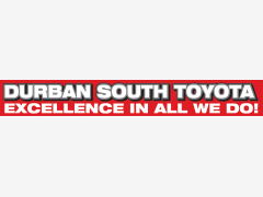 Durban South Toyota is a second hand car dealer/car dealership in Amanzimtoti, KwaZulu-Natal.