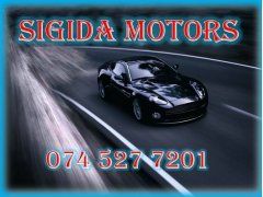Sigida Motors is a second hand car dealer/car dealership in Fairview, Johannesburg, Gauteng.