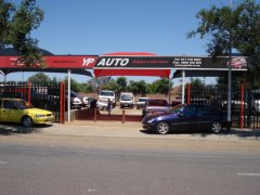 YP Auto Centre is a second hand car dealer/car dealership in Vorsterskroon, Nigel, Gauteng.