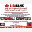 LisaBank car dealer in Meadowbrook, Edenvale, Gauteng (93056)