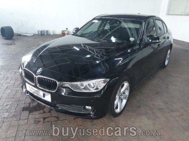 BMW-3 Series-320d Sportline Auto Automatic 2014 for Sale in Western Cape-Cape Town (127487)