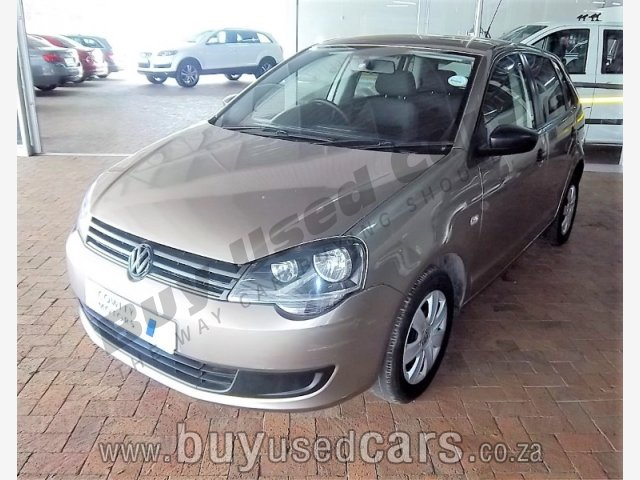 Volkswagen-Polo Vivo-1.4i Conceptline Hatchback Manual 2015 for Sale in Western Cape-Cape Town (132681)