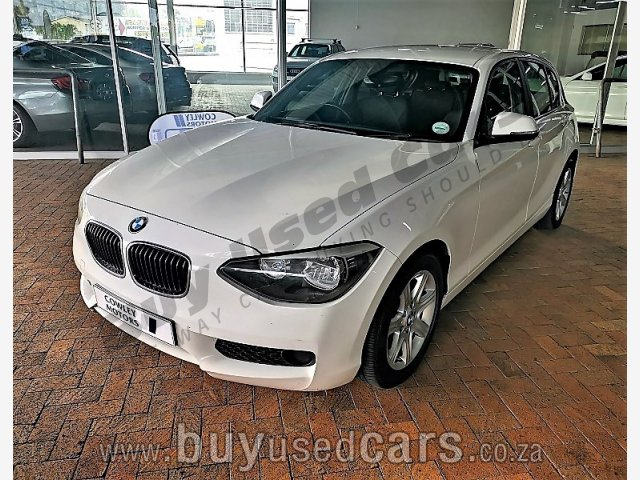 BMW-1 Series-116i 5Dr Manual 2011 for Sale in Western Cape-Parow (153659)