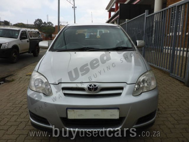 Toyota-Run X-1.4 RT Manual 2006 for Sale in Mpumalanga-Witbank (160465)