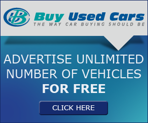 Click here to advertise your vehicles for free on Buy Used Cars
